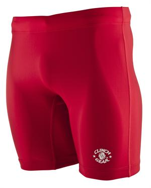 Clinch Gear Red Vale Tudo Shorts